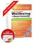 Concord Sunchih 60 Capsules (FREE Sunchih Green Tea Bag, Same Product, NEW Packaging!)